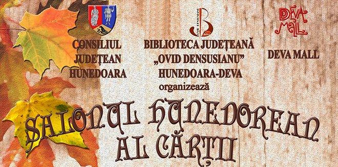Salonul Hunedorean al Cărții – ediția XIX-a