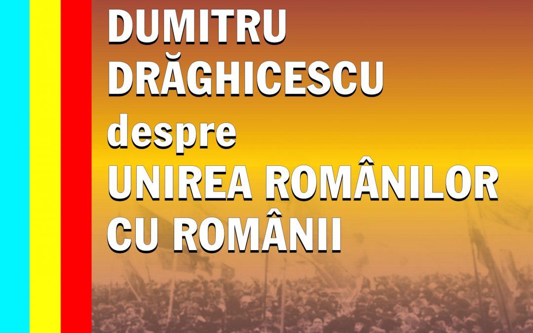 Dumitru Drăghicescu în anul centenarului – dublă lansare de carte