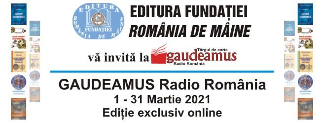 Povestea Gaudeamus Radio România continuă. Prima ediție online din acest an